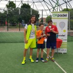 Image for SI è concluso il torneo Mc DONALD's OKpadel, torneo padel FIT per UNDER 18 & 14